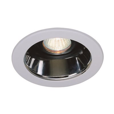 National brand alternative part recessed lighting universal low recessed lighting universal low voltage baffle trim 4 in white with white trim ring mr16 mozeypictures Images