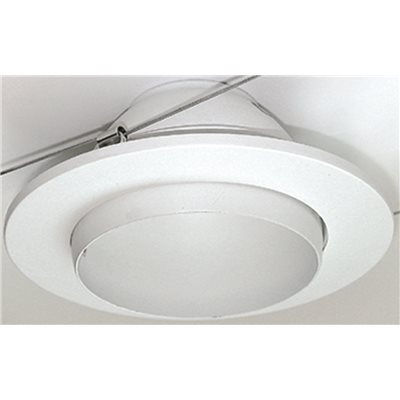 National brand alternative part recessed lighting eyeball trim recessed lighting eyeball trim 5 in id white mozeypictures Gallery