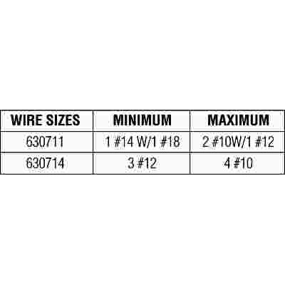 Gardner Bender 10-410C Crimp Connector Steel 18-10 AWG 100 Pack Zinc