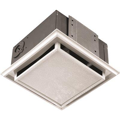 Broan Nutone Part 682 Broan Nutone 0 Cfm Duct Free Ceiling Exhaust Fan Bathroom Exhaust Fans Home Depot Pro