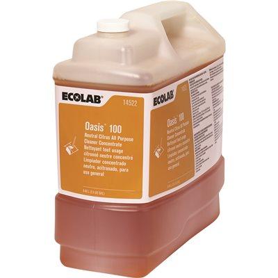 OASIS® 100 NEUTRAL FLOOR CLEANER, 2.5 GALLON