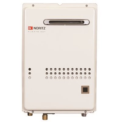 Noritz Part Nr501 Od Ng Noritz Residential Outdoor Natural Gas Tankless Water Heater 120000 Btuh 5 0 Gpm Tankless Residential Water Heaters Home Depot Pro