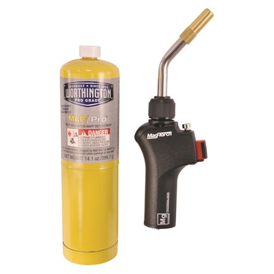 Magtorch Part # MT 565CK - Magtorch Map-Pro Self-Igniting