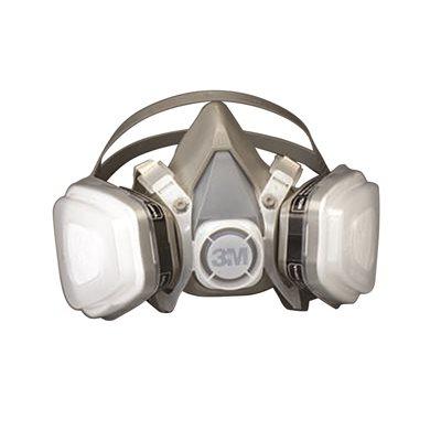 Filter Respirator Reusable 3m Dual Part - Masks 52p71