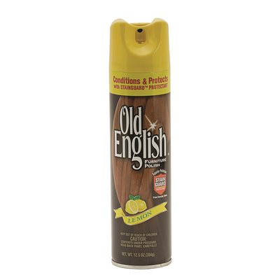 Old English Part 74035 Old English 12 5 Oz Lemon Scent Liquid
