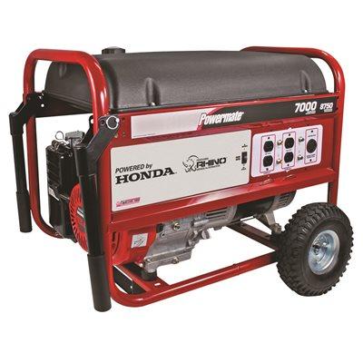 Pramac Part # PM0497000.02 - Portable Generator 7000 Watt - Portable