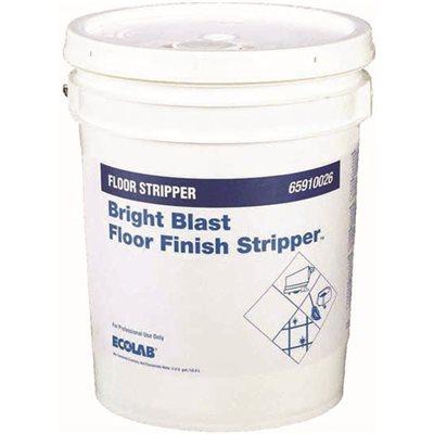 Ecolab Part Bright Blast Floor Finish Stripper Gl - Floor stripping neutralizer