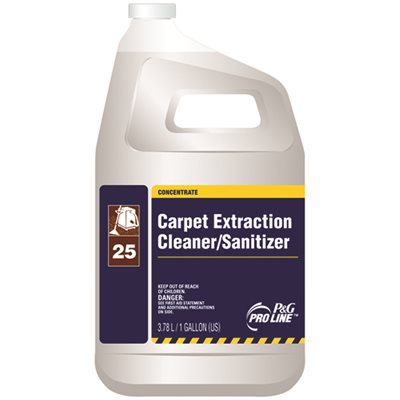 Procter Proline 25 Carpet Extraction Cleaner And Sanitizer