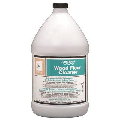 Spartan Chemical Company Part 583704 Aquasport Wood Floor