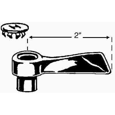 Tapco Part Craf11957 Tapco Replacement Handle For Crane Faucet