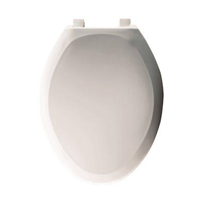 bemis white toilet seat bemis elongated closed front toilet seat in white bemis manufacturing company part 1200tc 000