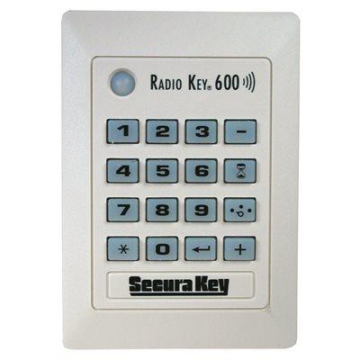 Securakey Radio Key 600 Access Control System