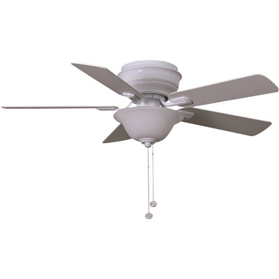 Hampton Bay Part Yg204i Wh D Hampton Bay Hawkins 44 In Indoor White Ceiling Fan With Light Kit Ceiling Fans Home Depot Pro