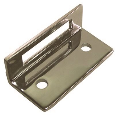 Strybuc Industries Part 900 10535 Surface Latch Keeper Bathroom Partition Accessories Home Depot Pro