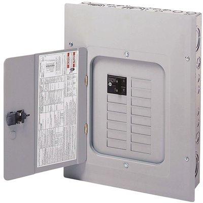 Eaton Part # BR1220B100 - Eaton Br 100 Amp 12 Space 20