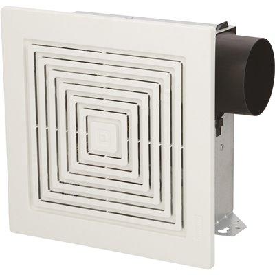 Broan Nutone Part 671 Broan Nutone 70 Cfm Wall Ceiling Mount Bathroom Exhaust Fan Bathroom Exhaust Fans Home Depot Pro