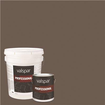 valspar exterior paint house valspar exterior paint woodsman brown semi gloss gallon valspar corporation part 332b6xs5 exterior paint