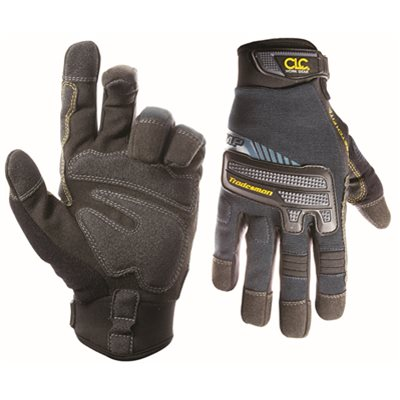CLC HIGH DEXTERITY FLEX GRIP TRADESMAN GLOVES, MEDIUM
