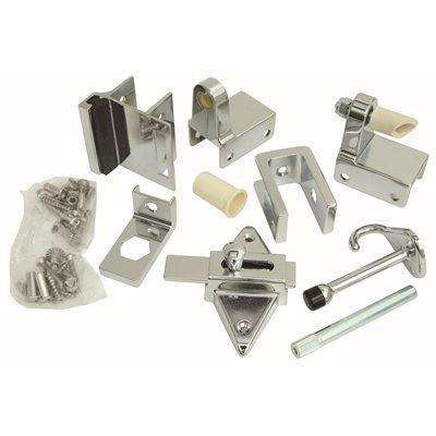 Jacknob Corporation Part Jacknob Corporation Door Hardware Inswing For 1 Dorr 11 4 Post Bathroom Partition Accessories Home Depot Pro