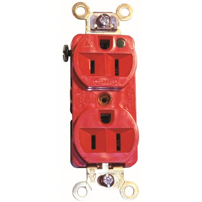 Hubbell Wiring Part Hbl8300r Hubbell Wiring Hospital Grade Heavy