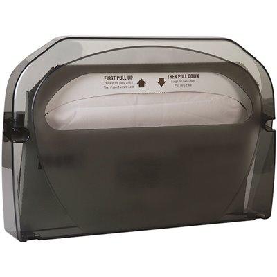 Outstanding Tork Part 1951001 Tork Smoke 12 Per Case Toilet Seat Machost Co Dining Chair Design Ideas Machostcouk