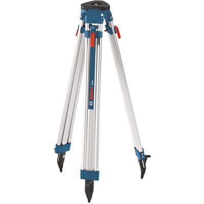 Bosch Part Bt160 Bosch 40 In To 63 In Aluminum Quick Clamp Rotary Laser Level Tripod Laser Distance Measures Home Depot Pro
