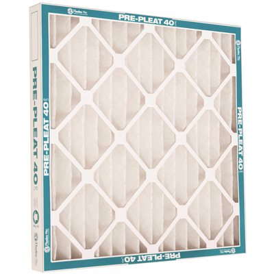 Pleated Air Filters Available