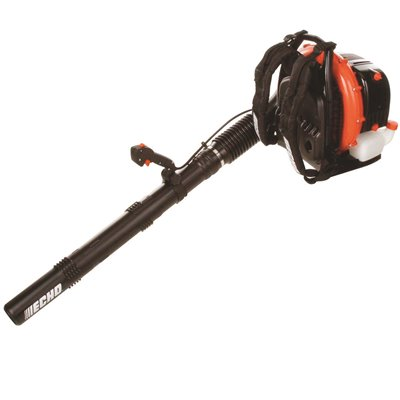 Echo Inc Part Pb 770t Echo 234 Mph 756 Cfm 63 3cc Gas 2 Stroke Cycle Backpack Leaf Blower With Tube Throttle Leaf Blowers Home Depot Pro