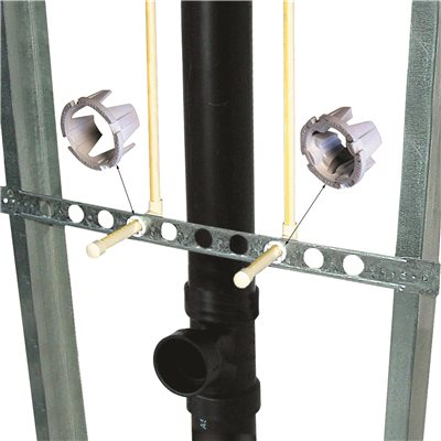Holdrite Part # 601-20-H - Holdrite 20 In  Galvanized Steel Bracket