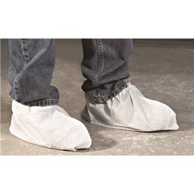 Cellucap Poly Shoe Covers Wht Xl