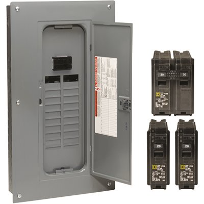 Distribution and Breakers