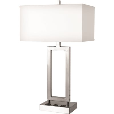 Startex Part Stx 255ds Gatsby 2 Light Desk Lamp With 2 Rocker