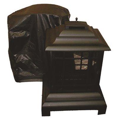 Fire Sense Part 60370 Fire Sense Outdoor Patio Fireplace Vinyl