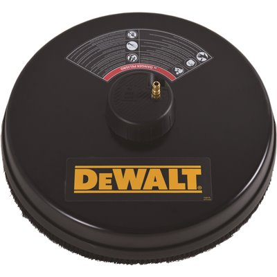 Surface Cleaner for Gas Pressure Washers Rated up to 3700 DEWALT DXPA37SC 18 in