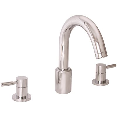 Premier Essen Single Handle 1 Spray Tub And Shower Faucet In Brushed Nickel