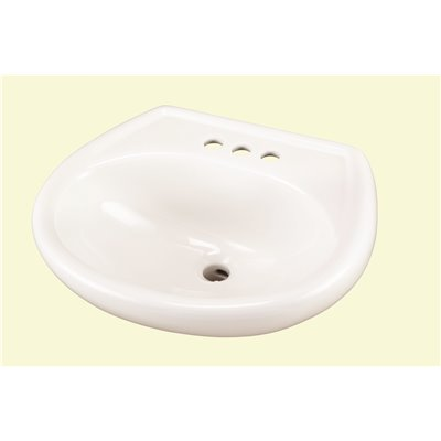 Gerber Part 12 504 Gerber 20 In X 18 In Gerber Bathroom Pedestal Sink Bowl China In White Bathroom Sinks Home Depot Pro
