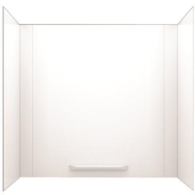 Swan Corporation Part # GN58000.010 - Swan® Veritek® Tub Wall Kit ...