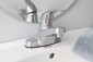 Premier Westlake 4 in. Centerset Single-Handle Bathroom Faucet without Pop-Up Assembly in Chrome