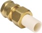 KING BROTHERS INDUSTRIES CPVC TRANSITION ADAPTER 1/2 IN. CTS CPVC SPIGOT X 1/2 IN. FIP LEAD FREE
