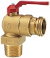 Cavagna VALVE- SAFETY FILLER 90 DEGREE WITH AUTO&MANUAL SHUTOFF VALVE