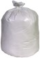 Berry Plastics 33 Gal. 1.3 mil 33 in. x 39 in. White Low-Density Trash Bags (25 per Roll, 4-Rolls per Case)