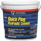QUICK PLUG HYDRAULIC CEMENT (DRY MIX) 10 LB
