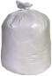 Berry Plastics 55 Gal. 1.3 mil 39.5 in. x 55 in. White Low-Density Trash Bags (10 per Roll, 10-Rolls per Case)