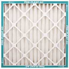 High-Capacity Air Filters