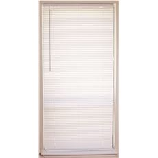 DOORS & WINDOWS:  Designer's Touch™ Cordless Vinyl Mini Blinds, 1 inch