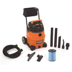 RIDGID® 16-Gallon Wet/Dry Vacuum