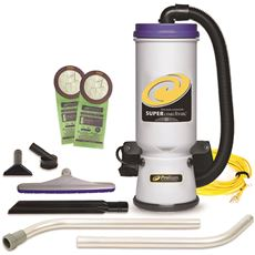 HEPA-Level Filtering Vacuums